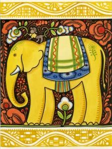 elephant again