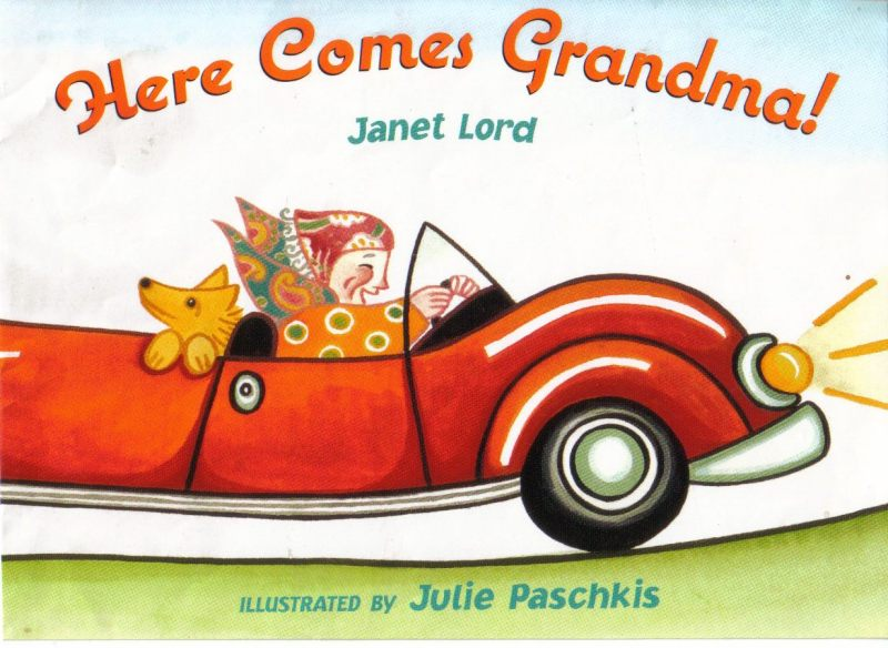 "Grandma is coming to visit and nothing will stop her. ""Declarative lines and vibrant, folk art style paintings communicate the festive joy of a visit from a grandparent>"" Booklist Winner: Oppenheim Platinum Award"
