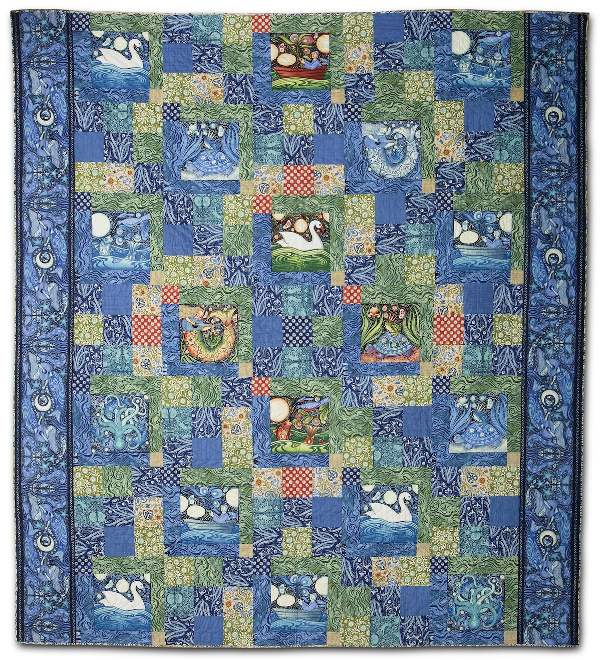 quilts julie paschkis