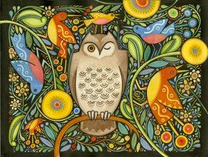 owl and birds hi