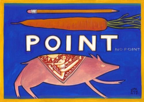 Paschkis point no point