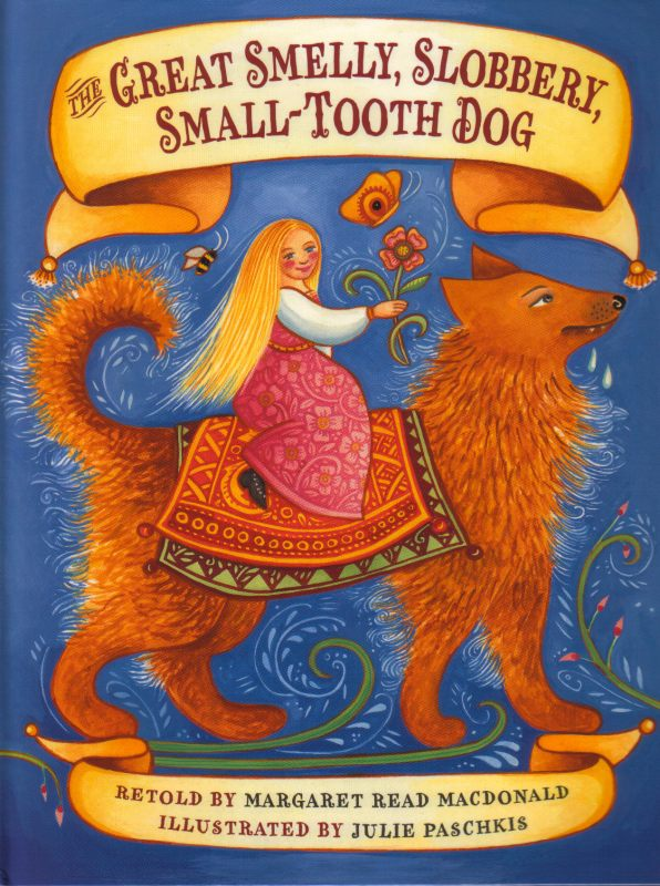 "The story of Beauty and the Beast is retold with a charming and loyal dog as the protagonist. ""MacDonald has honed the story until each line is sharp and falls easily on listening ears. Paschkis's gouache folk art paintings are reminiscent of medieval tapestries...This book is a joyous gift to storytellers and youngsters alike."" School Library Journal Winner: Storytelling Award"