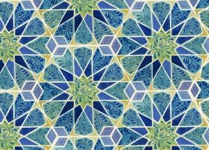 Azuli tiles