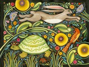 tortoise and hare hi